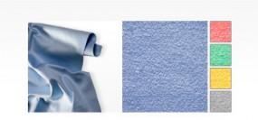 Textronic Microfaser - blau, rot, grün, gelb, anthrazit