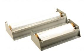Folienspender / Aluminiumfolie Spender mit Säge in 30 cm oder 45 cm Breite
