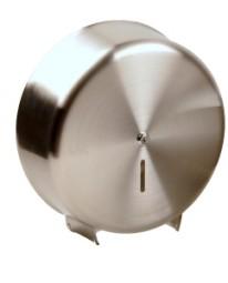 Toilettenpapierspender Edelstahl gebürstet