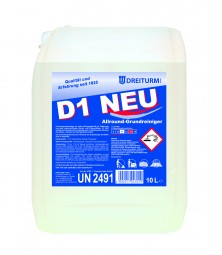 D1 NEU Allround-Grundreiniger