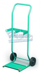 Stahlflaschenwagen Leicht