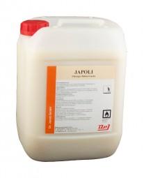 Flüssiges Bohnerwachs Japoli 10 Liter Kanister