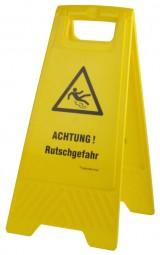 Warnschild Trapezförmig