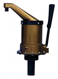 Fasspumpe für 200-L-Fass mit Steigrohr