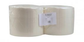 Airlaid-Tücher auf Rolle hochweiß